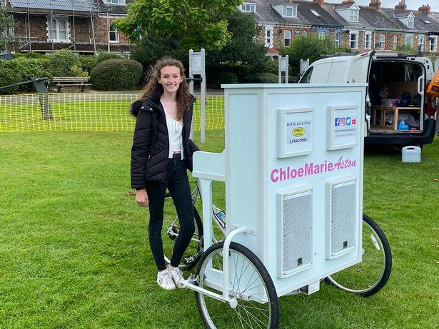 chloe marie aston 2 cycle city