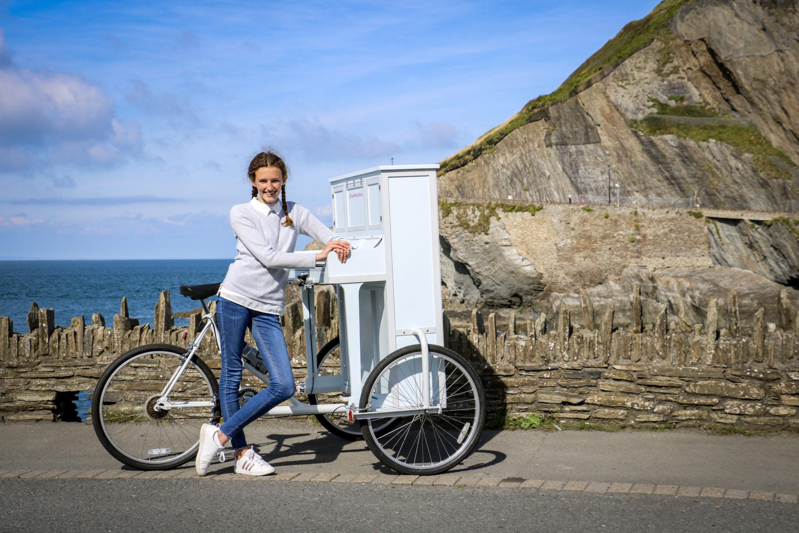 Chloe Marie Aston 3 cycle city mx