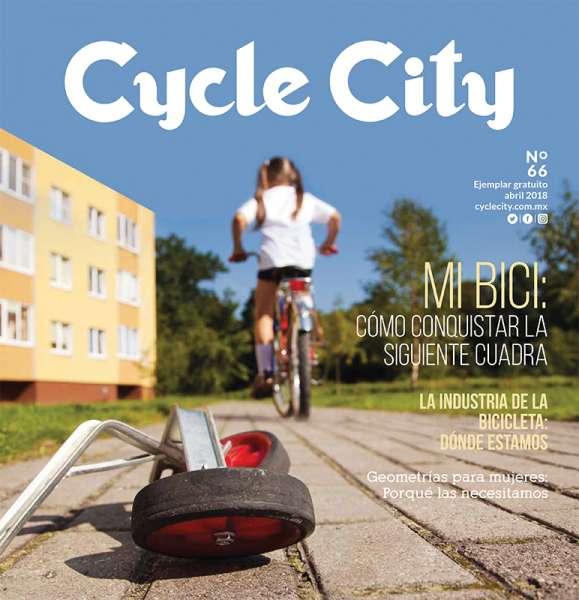 Cycle-City-66-Digital como conquistar la siguiente cuadra portada