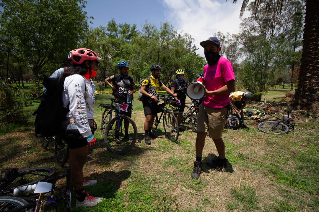 Campeonato de Bicis Cargo México 2