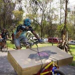 Campeonato de Bicis Cargo México 1