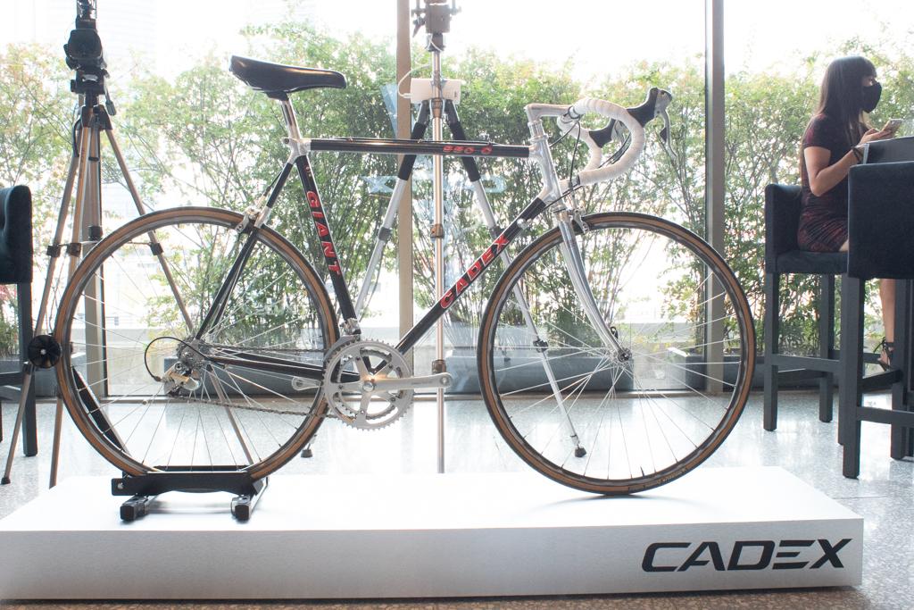 Cadex en Mexico 5 Cycle City