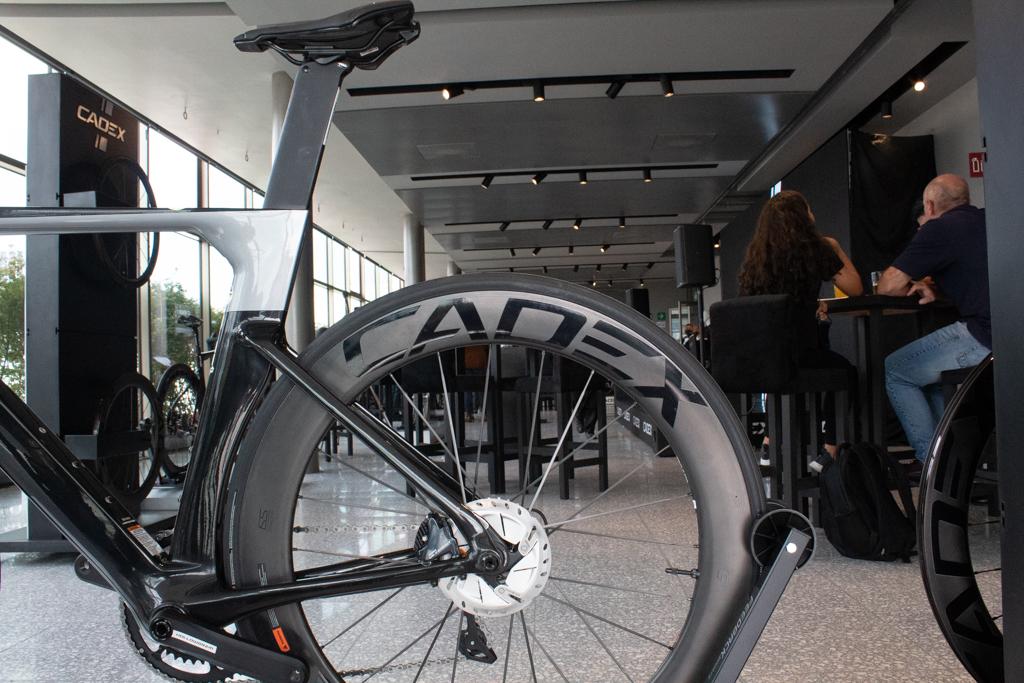 Cadex en Mexico 4 Cycle City