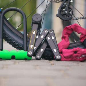 los mejores candados para tu bicicleta