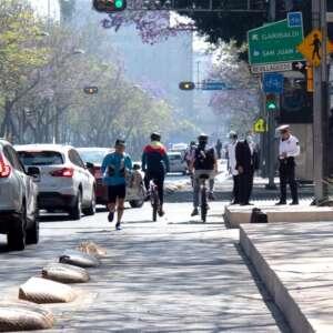Ciclo vía centro histórico