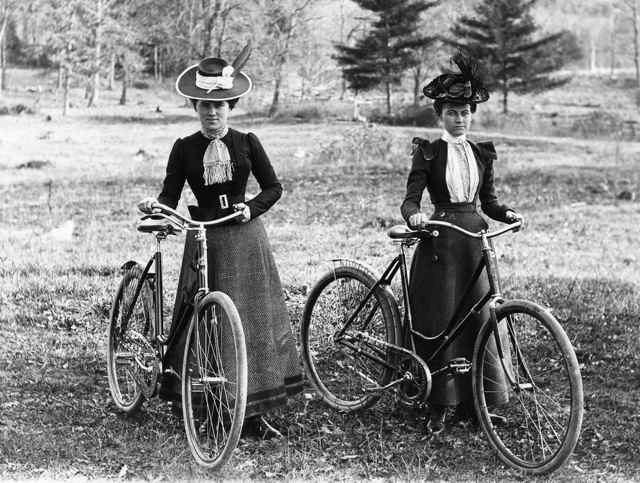 bici victoriana