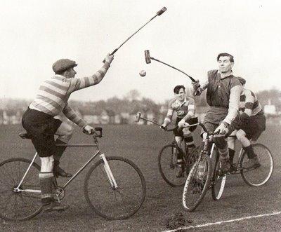 historic bike polo